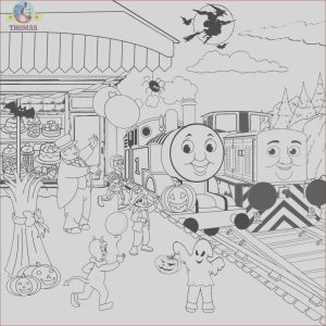Thomas Coloring Pages New Gallery Free Printable Halloween Ideas Kids Activities Thomas