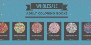 Wholesale Adult Coloring Books New Images wholesale Adult Coloring Books Art therapy Coloring