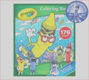 Wholesale Coloring Books and Crayons Awesome Collection Bluetiful Crayon Coloring Book 176 Pages