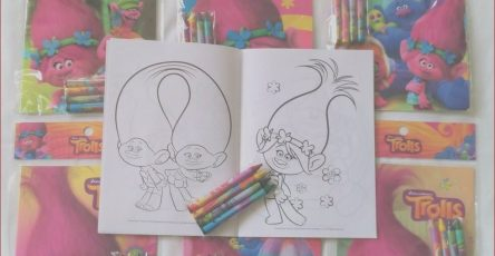 Wholesale Coloring Books and Crayons New Collection Ebay Sponsored Dreamworks Trolls Disney Coloring Book