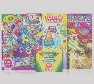 Wholesale Coloring Books and Crayons New Image 3 Animal Coloring Books with 64 Crayon Box