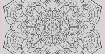 Adult Coloring Pages Online Best Of Photos Flower Coloring Pages