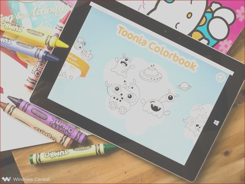 best coloring books windows 10