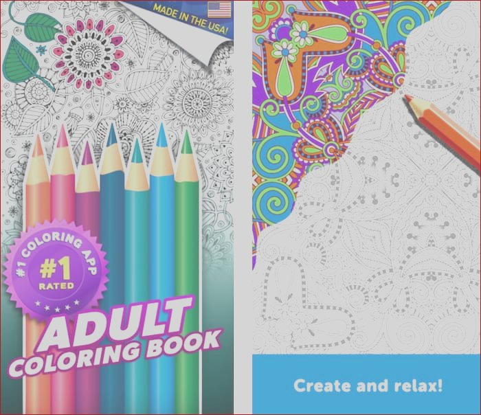 best adult coloring apps