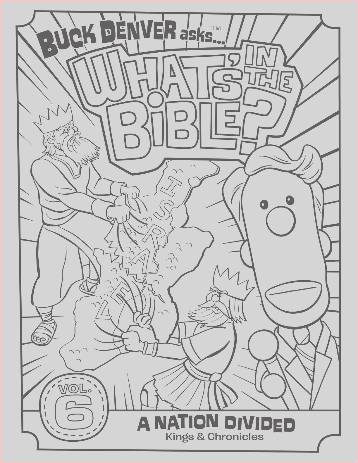 coloring page dvd 6