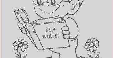 Children Bible Coloring Pages Luxury Photos Cute Coloring Page for the Kids to Color as We Talk About