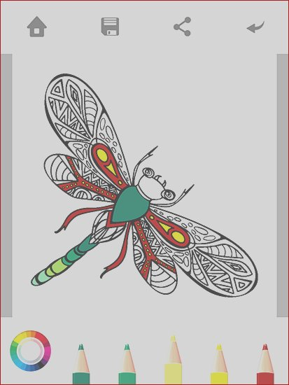 ipad adult coloring book apps can help relax unwind