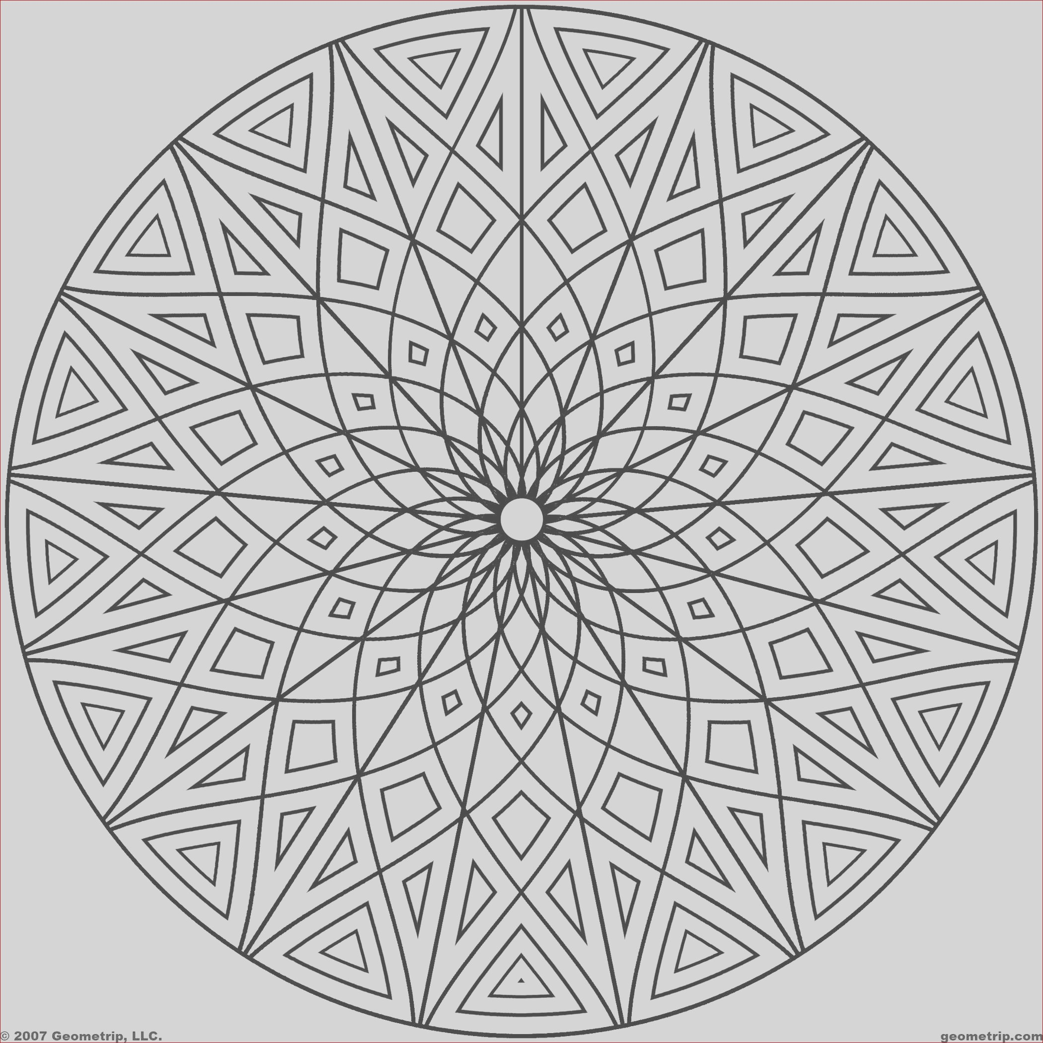 tribal design coloring pages