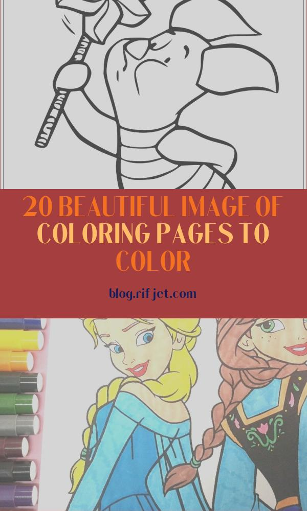 Coloring Pages to Color Cool Photography Disney S Piglet Coloring Pages