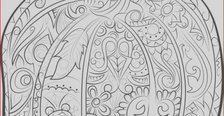 Download Adult Coloring Book Beautiful Image Items Similar to Pumpkin Adult Colouring Page Halloween
