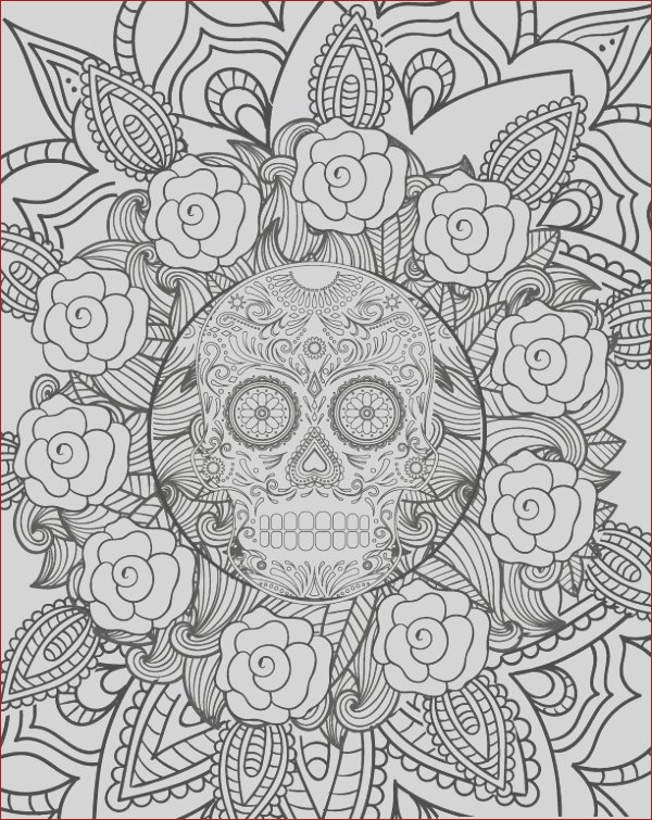free coloring pages for adult