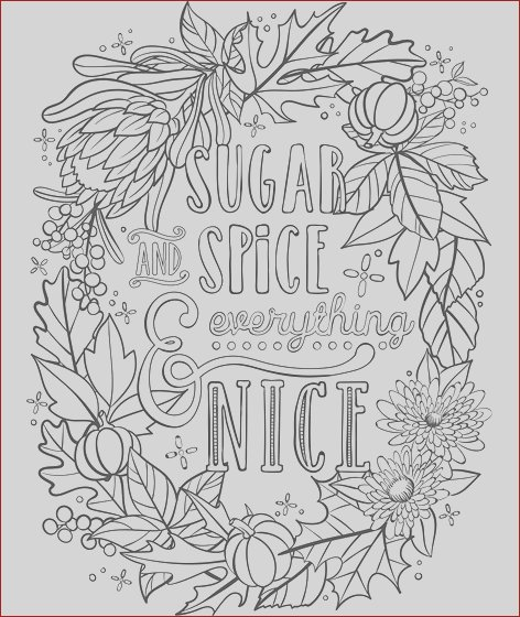 autumn wreath coloring page