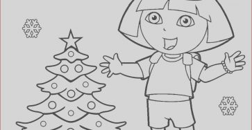 Free Coloring New Gallery Free Printable Dora Coloring Pages for Kids