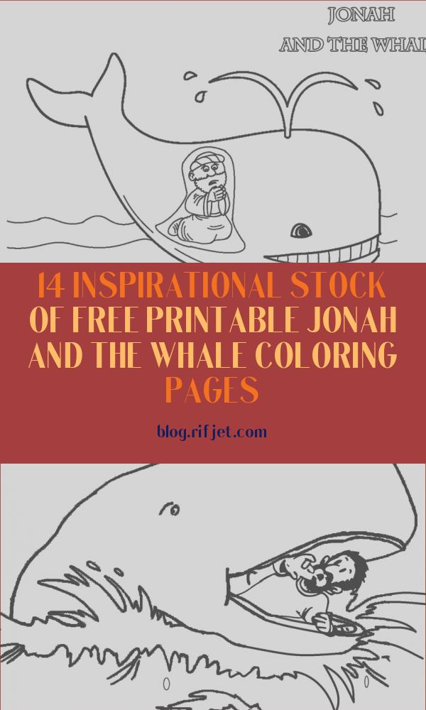 Free Printable Jonah and the Whale Coloring Pages Cool Photos Cute Coloring Pages Of Jonah and the Whale Free