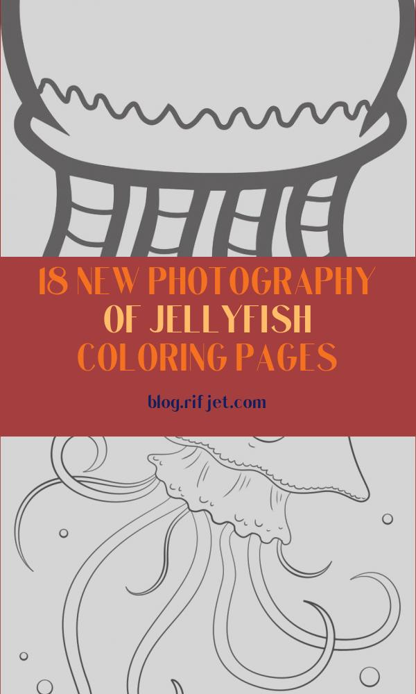Jellyfish Coloring Pages Luxury Photos Printable Jellyfish Coloring Page for Kids – Supplyme