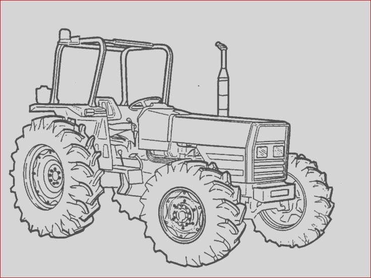 tractors and construction