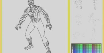 Spiderman Coloring Games Best Of Photos Spiderman Coloring Pages for Kids Spiderman Coloring