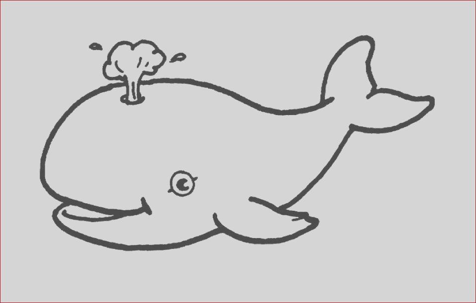 printable whale coloring pages online